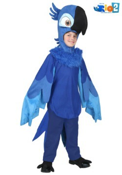 Child Blu Costume