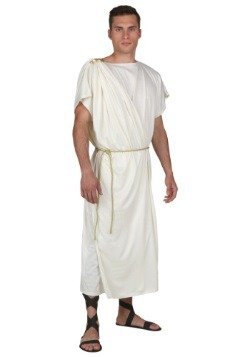 Men's Off-White Toga Costume