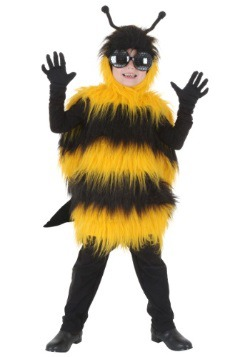 Deluxe Bumblebee Costume For Kids