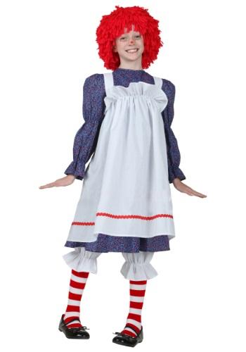 Rag Doll Costume For Child