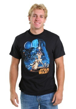 Star Wars Stellar Vintage Men's T-Shirt