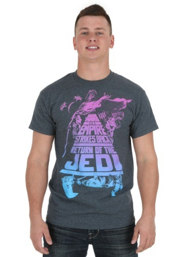 Star Wars Trilogy Mens T-Shirt
