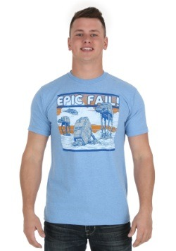 Star Wars Epic Fail Mens T-Shirt