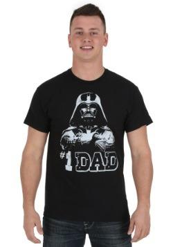 Darth Vader #1 Dad Men's T-Shirt