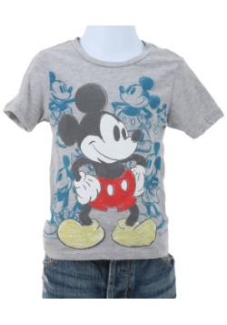 Mickey Moves Toddler T-Shirt