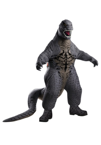 Child Deluxe Inflatable Godzilla Costume