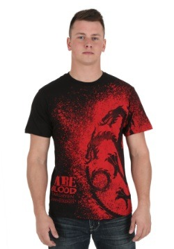 Game of Thrones Fire & Blood Targaryen T-Shirt