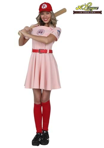 Women's A League of Their Own Deluxe Dottie Costume