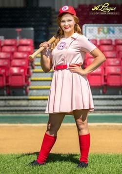 Women's Plus Size Deluxe Dottie Costume