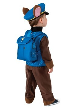 Paw Patrol: Chase Child Costume Alt 3
