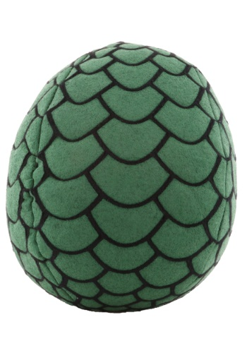 Game of Thrones Plush Green Dragon Egg