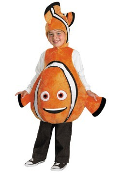 Children's Finding Nemo Deluxe Costume
