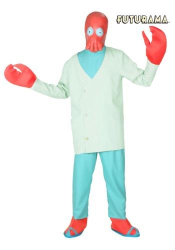 Futurama Dr. Zoidberg Costume
