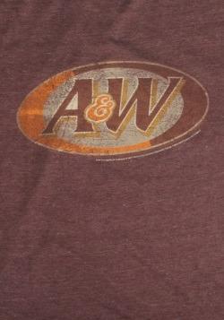 A&W Logo Men's T-Shirt1