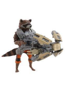 Guardians Of the Galaxy Legends Rocket Raccoon Figure Alt2