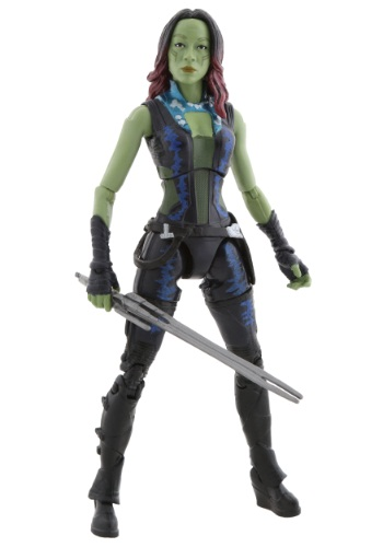 Guardians Of the Galaxy Legends Gamora Figure
