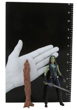 Guardians Of the Galaxy Legends Gamora Figure Alt 3