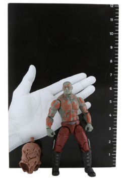 Guardians Of the Galaxy Legends Drax Figure 4