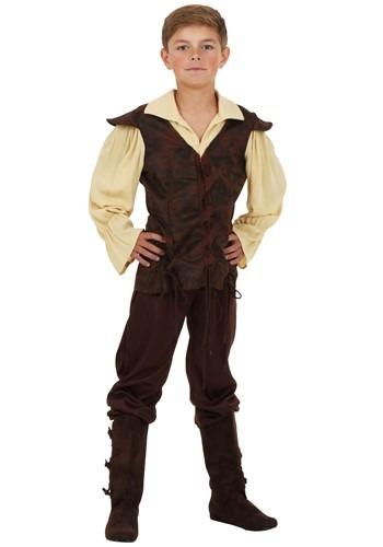 Boy's Renaissance Squire Costume