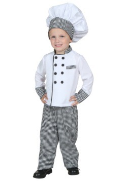 Toddler's Chef Costume