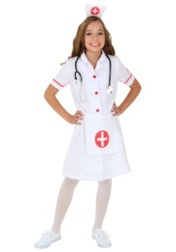 Girl's Nurse Costume