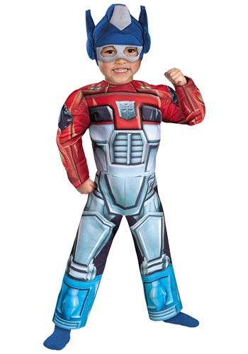 Toddler Rescue Bots Optimus Prime Costume