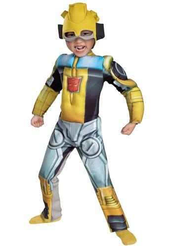 Toddler Rescue Bots Bumblebee Costume