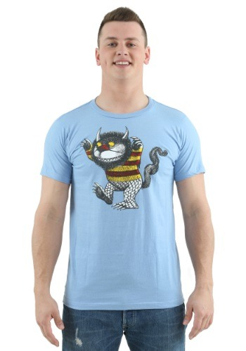 Where the Wild Things Are Carol Walking Men's T-Shirt