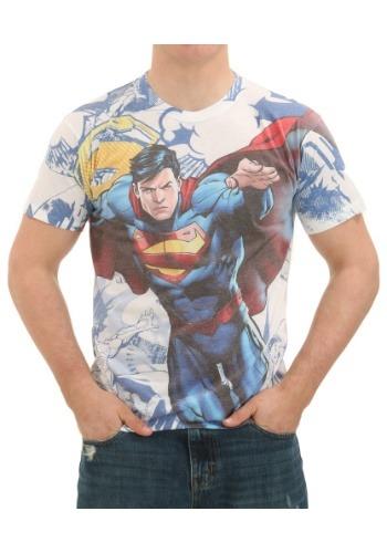 Superman Sublimated T-Shirt