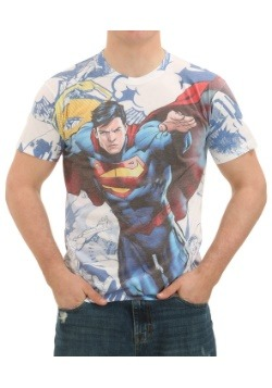 Superman Sublimated T-Shirt
