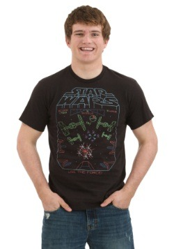 Star Wars Red 5 Standing By Men's T-Shirt