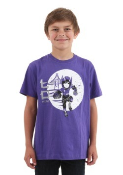 Big Hero 6 Hiro Burst Youth T-Shirt