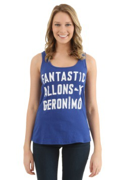Women's Doctor Who Doctor's Catchphrase Tank