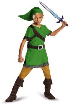 Boys Classic Link Costume