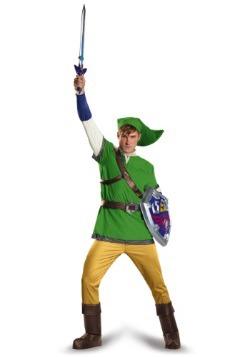 Deluxe Adult Link Costume4