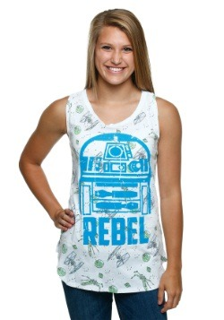 Womens R2 Rebel Tank Top
