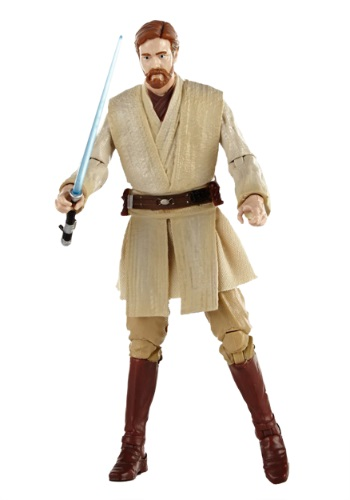 Obi-Wan Kenobi Black Series Action Figure