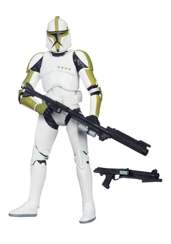 Clone Trooper Sergeant Black Series Figure