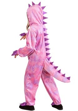 Tilly the T-Rex Girls Dinosaur Costume Alt 9