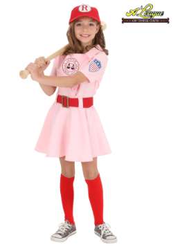 Girls A League of Their Own Dottie Costume