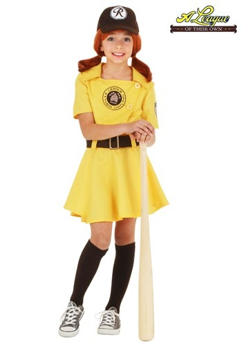 Child A League of Their Own Kit Costume