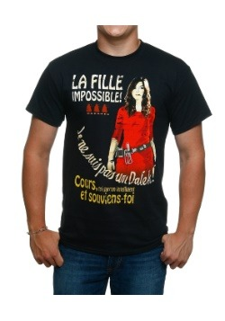 Doctor Who The Impossible Girl Men's T-Shirt