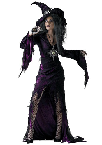 Womens Evil Sorceress Costume