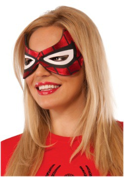 Spider-Girl Eye Mask
