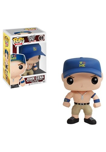 POP WWE John Cena Vinyl Figure