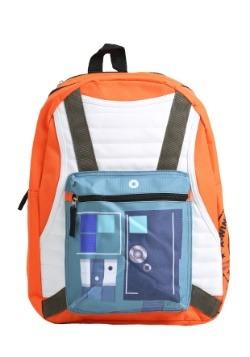 Rebel Alliance Hooded Backpack