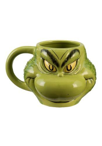 Dr. Seuss Grinch Ceramic Mug