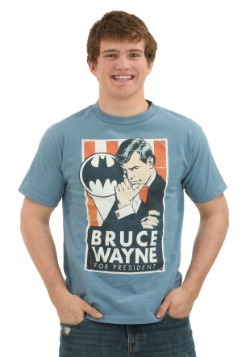 Bruce Wayne For President Men's T-Shirt