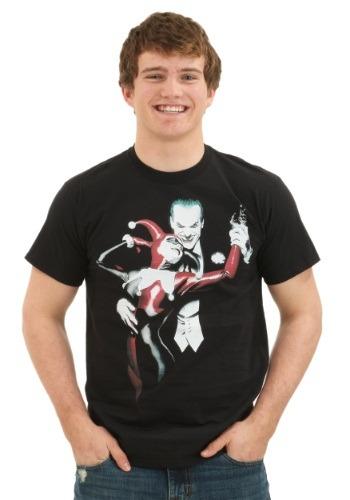 Joker & Harley Men's T-Shirt