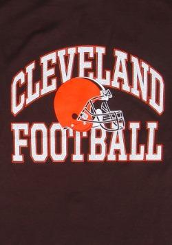 Cleveland Browns Franchise Fit Women's T-Shirt2